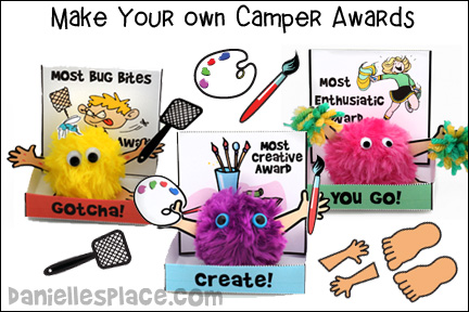 Make Your Own Camp Awards