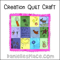 Creation Quilt Craft Pic