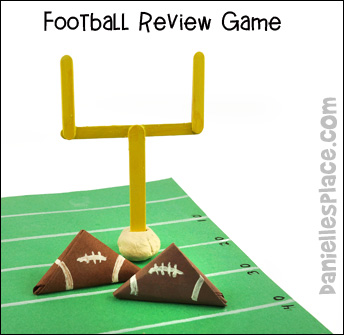 Football Review Game from www.daniellesplace.com