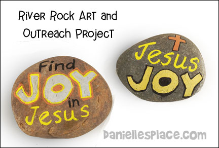 River Rock Art and Outreach Project