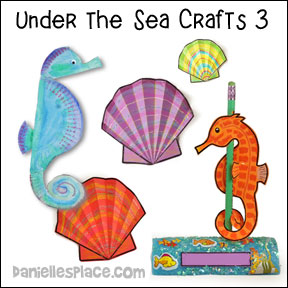 Under-the-Sea Crafts 3