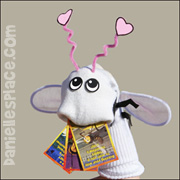 Love Bug Puppet