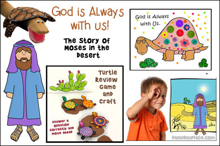 ABC, I Believe - Turtle Bible Lesson