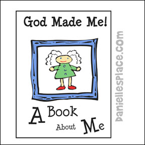 God Made Me Bible Lessons