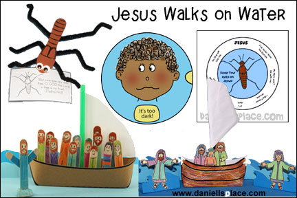 ABC, I Believe - Waterstrider Bible Lesson