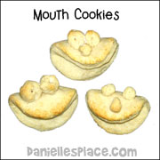 Mouth Cookies