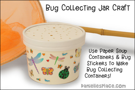 Bug Collection Container Craft