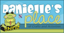 Danielle's Place of Crafts and Activities Logo
