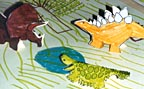 dinosaur board game