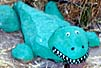 Rock Tyrannosaurus Craft for Kids